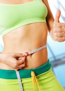 Bauchumfang durch Sport verlieren